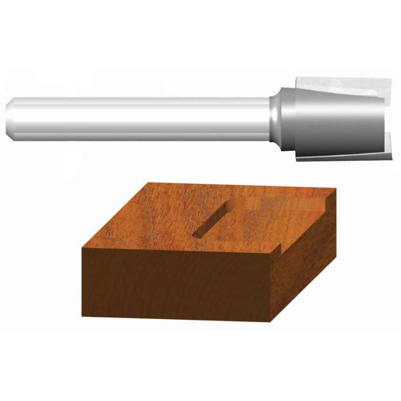 Vermont American 23112 0.75-inch Mortising Bit (Power too...