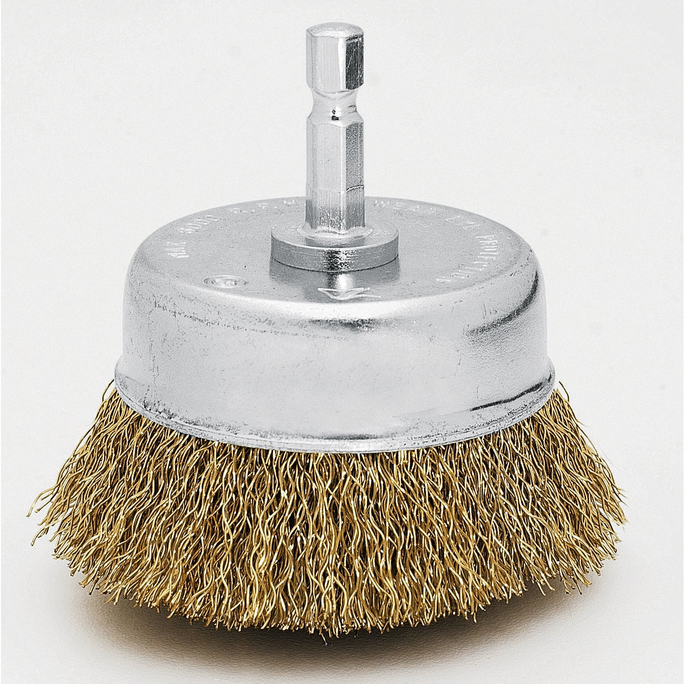 Vermont American 16784 2.75-inch Fine Cup Wire Brush (Pow...