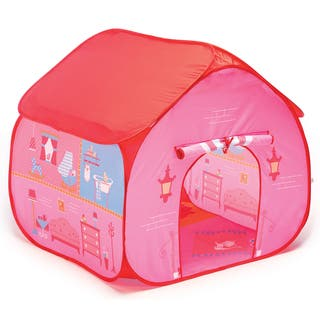 Fun2Give Pop-it-Up Dollhouse Tent with House Playmat https://ak1.ostkcdn.com/images/products/11528546/P18476391.jpg?impolicy=medium