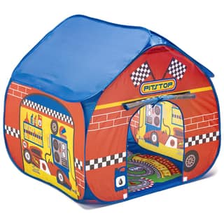 Fun2Give Pop-it-Up Pit Stop Tent with Race Mat|https://ak1.ostkcdn.com/images/products/11528550/P18476392.jpg?impolicy=medium