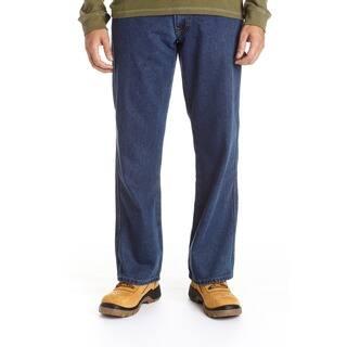 Stanley Men's Basic 5-Pocket Denim Jean|https://ak1.ostkcdn.com/images/products/11528569/P18476488.jpg?impolicy=medium