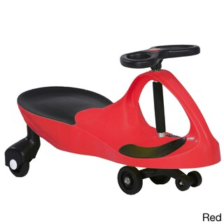 Lifetime Products Wiggle Car (Option: Red)