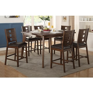 Kragero 7 Piece Counter Height Dining Set