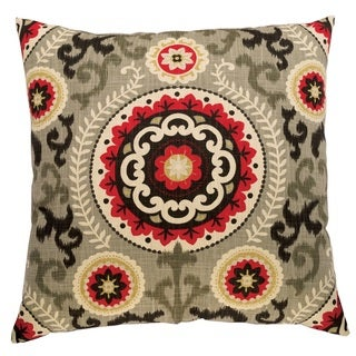Inner Soul Decorative Throw Pillow