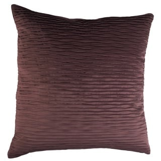Glimmer Pleat Decorative Throw Pillow