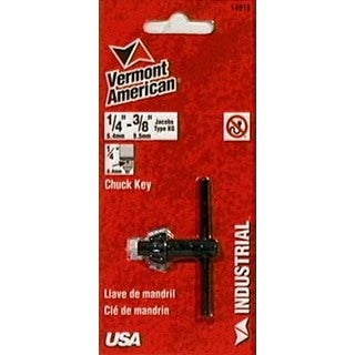 Vermont American 14915 .375-inch Chuck Key