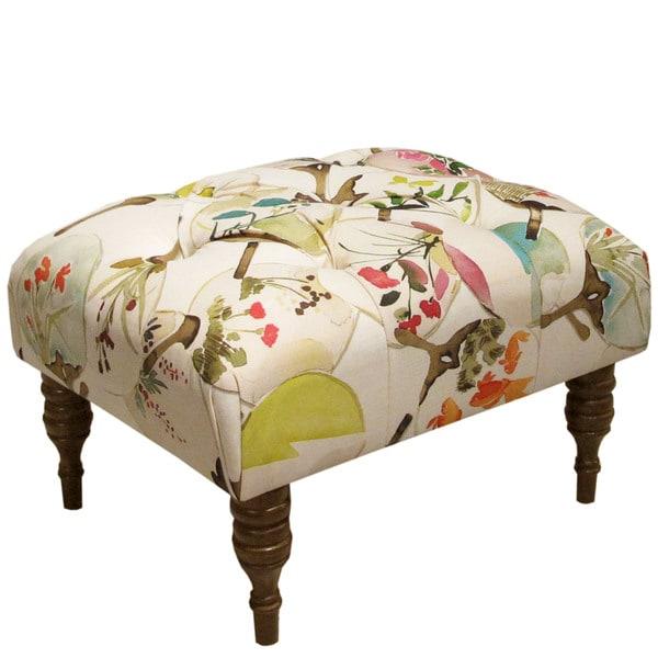 Skyline Furniture Mia Multi Tufted Ottoman Free Shipping Today 11529323