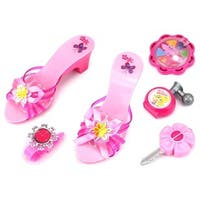 Beautiful Susy Toy Fashion Beauty Play Set with Assorted Hair and Beauty Accessories