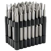 Performance Tool W8659 Security Bit 32 Piece Set