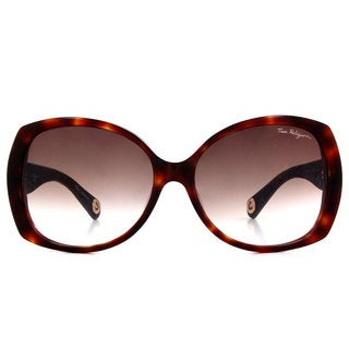 True Religion Ava Amber Tortoise Sunglasses