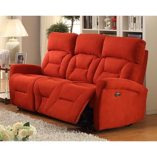 Easy Living Holland Reclining Sofa With Usb