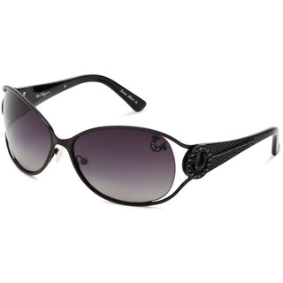 True Religion Jackie Black Sunglasses