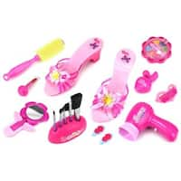 Beautiful Susy Deluxe Pink Toy Fashion Beauty Play Set