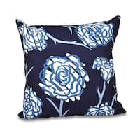 Spring Floral 2 Floral Print 26-inch Throw Pillow
