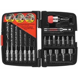 Skil 90921 Multi-Purpose Drill Bit 21-piece Set