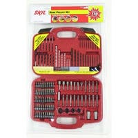 Skil 90119 119-piece Home Drill Bit Set