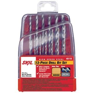 Skil 45110 13-piece Drill Bit Set