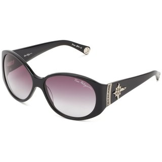 True Religion Madison Black Sunglasses