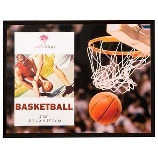 Basketball Glass Frame