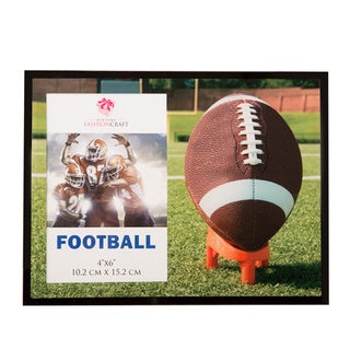 Football Frame - Glass