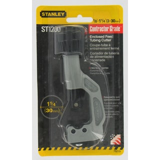 Stanley Hardware 35219 Enclosed Feed Tubing Cutter