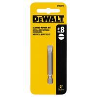 DeWalt DW2016 2-inch #8 Slotted Bit
