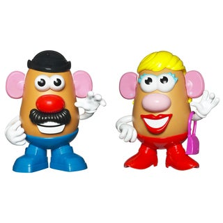 Mr or Mrs Potato Head Assorted( No Figure Choice)