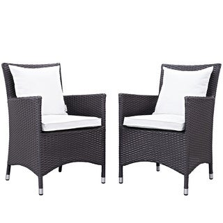 Gather 2 Piece Outdoor Patio Dining Set