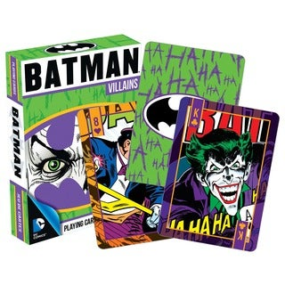 Batman 52265 Batman Villian Playing Cards