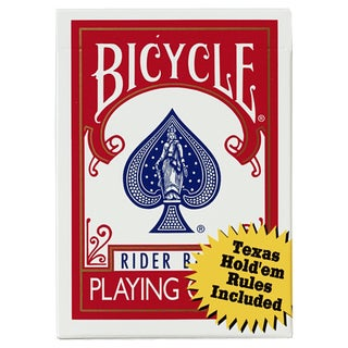Bicycle 1001400 Poker Cards