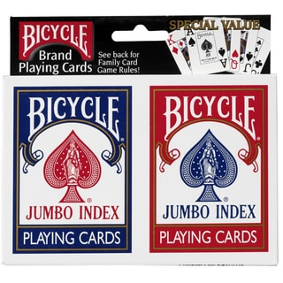 Bicycle 1001781 Double Pack Poker Cards