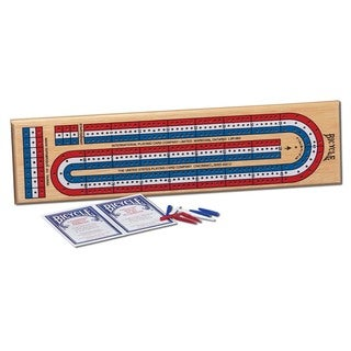 Bicycle 1007289 Bicycle Cribbage Board