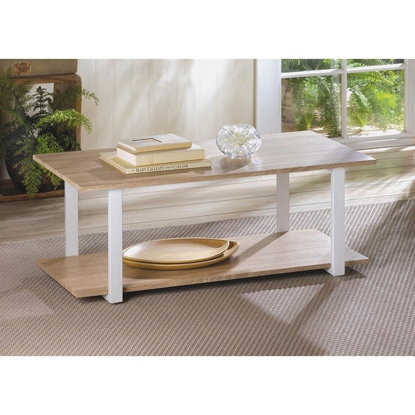 Ashray Country Style Coffee Table Free Shipping Today 18478255