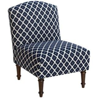 Skyline Furniture Souk Admiral Camel Back Chair