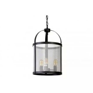 Urban Designs Industrial Chic Hanging Lamp Black