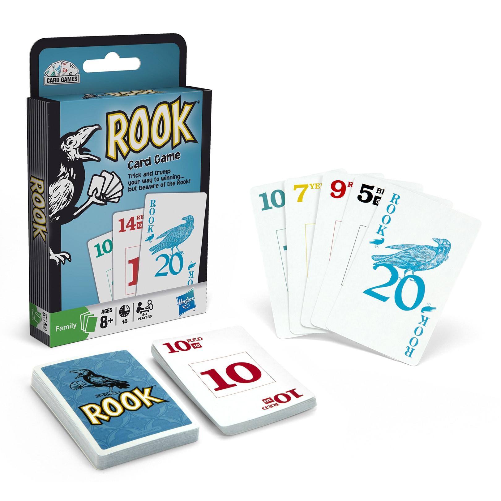 Hasbro Rook B0966 Rook Card Game (Card Game)