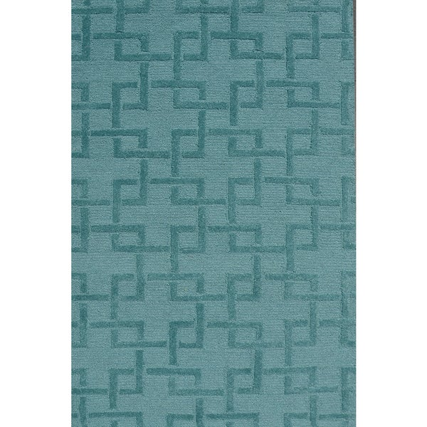 Hand-hooked Shimmer Rug - 2'8 x 4'4