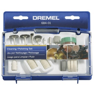 Dremel 684-01 20-piece Set Cleaning and Polishing Bits