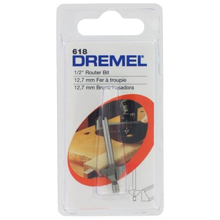 Dremel 618 45-degree Chamfer Router Bit