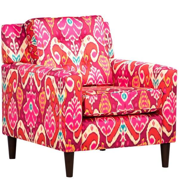 Shop Skyline Furniture Market Marvel Sunset Arm Chair