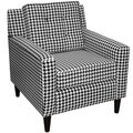 Skyline Furniture Berne Black Arm Chair