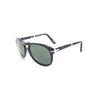 Persol Men's PO714 Polarized/ Aviator Sunglasses