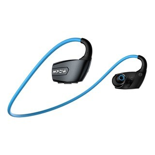 Mpow Antelope Bluetooth 4.1 Wireless Sports Headphones with CVC6.0 Noise Reduction for Gym Exercise