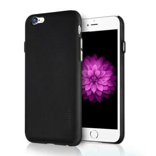 Mpow Ultra Slim Black Scratch-proof TPU/ PC Case for iPhone 6/ 6s