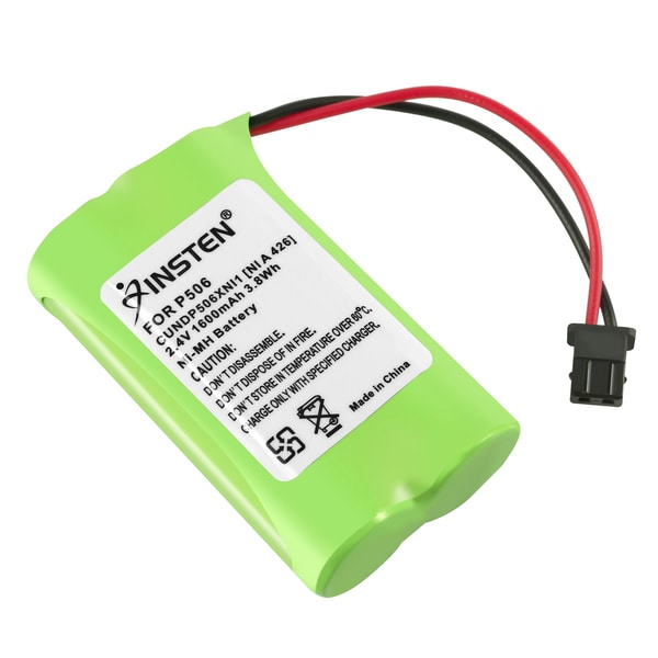Shop Insten Ni Mh Battery For Uniden P506 Cordless Home
