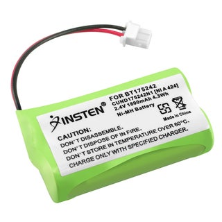 Insten Ni-MH Battery for Uniden BT175242 Cordless Home Phone