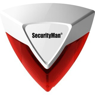 SecurityMan Add-on Wireless Indoor Siren (for IWATCHALARM series)