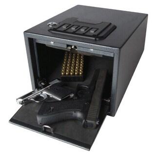 Magnum Quick-Access Alarming Pistol Safe