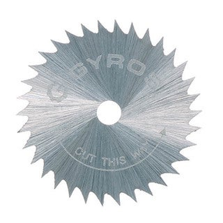 Gyros Tools 81-21015 1-inch Course Gyros Steel Saw Blade