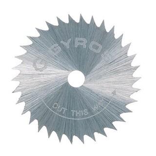 Gyros Tools 81-21015 1-inch Course Gyros Steel Saw Blade